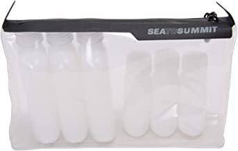 Sea To Summit ATLTPUCZTP TPU Clear Ziptop Pouch, Clear, One Size