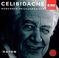 CELIBIDACHE / M眉nchner Philharmoniker - Haydn: Symphony No. 103 Drum Roll / Symphony No. 104 London (2004-01-01)
