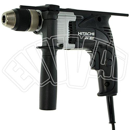 Hitachi 6368800161 klopboormachine Dv16 V 590 W Reversible Professional + koffer, meerkleurig
