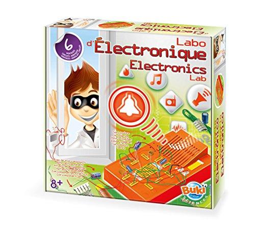 Buki France 7176 - Laboratorio elettronico