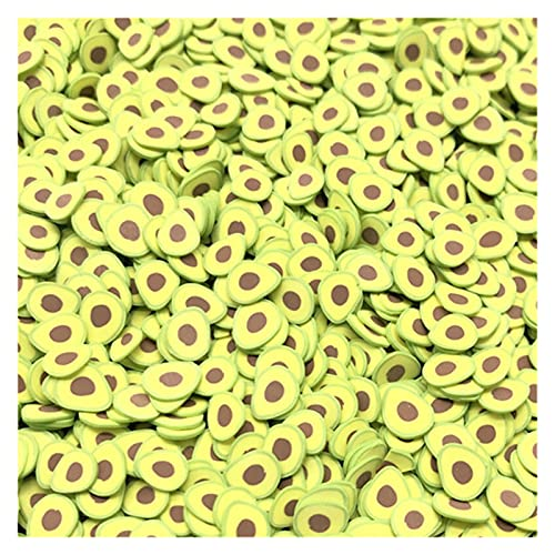 WEIMEIDA JQBB430 - 1000 piezas de 3 a 6 mm de flores mezcladas de arcilla para decoración de manualidades, dibujos animados de fondo plano, accesorios para teléfono, accesorios SGNTZ (color: 06)