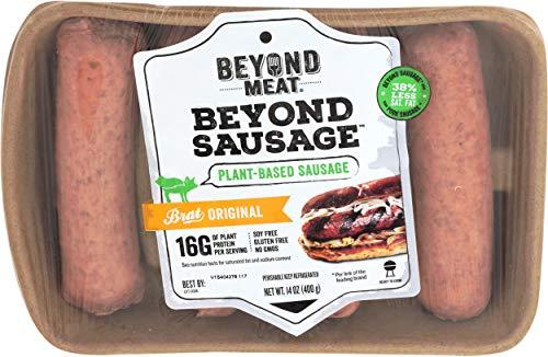 Beyond Sausage, Brat Original, 14 Ounce