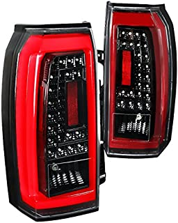 gmc led tail lights