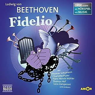 Fidelio (Oper erzählt als Hörspiel mit Musik) Titelbild