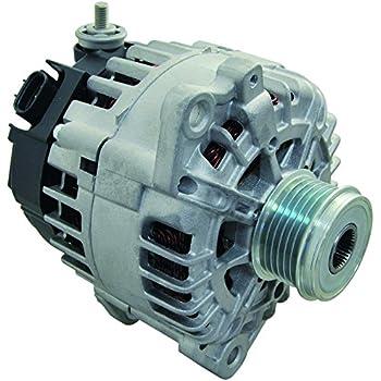 INEEDUP Car Alternator Fit for 2007-2013 for NISSAN Altima 2010-2014 for NISSAN Rogue 2007-2012 for NISSAN Sentra