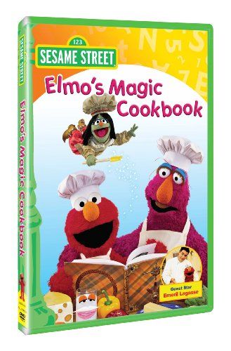Sesame Street: Elmo's Magic Cookbook