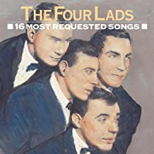 16 Most Requested Songs by 4 Lads