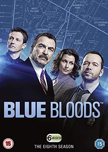 Blue Bloods - Season 8 [DVD] [UK-Import]