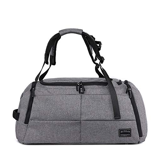 RJJ Men's Handbags Large Capacity Business Bags Sports Bags Multifunctional Fitness Bags