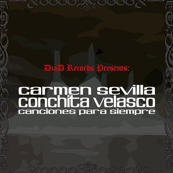Carmen Sevilla y Conchita Velasco. Canciones de Siempre