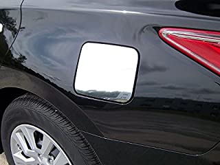 Luxury FX Chrome Fuel Gas Door Trim For 2013-2014 Nissan Altima