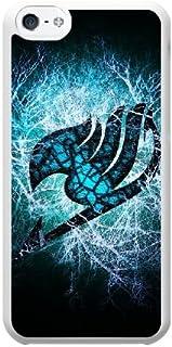 Fairy Tail logo G3X7TM4K Coque iPod Touch 6 Case coque blanche