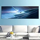 DHLHL Destiny 2 Beyond Light Game Poster HD Impresión en Lienzo Pintura Obra de Arte Imagen de Pared para decoración de Sala de Estar Cumpleaños Gfits 50x150cm Sin Marco