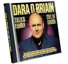 Dara O'Briain Talks Funny: Live In London