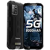 OUKITEL WP10 5G Rugged Smartphone Unlocked, 8000