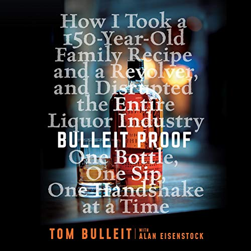 Bulleit Proof cover art