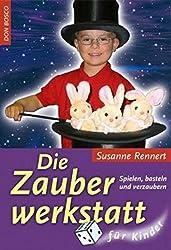 """""""Die Zauberwerkstatt"""" für Kinder – Buch mit Zaubertricks + mehr"""