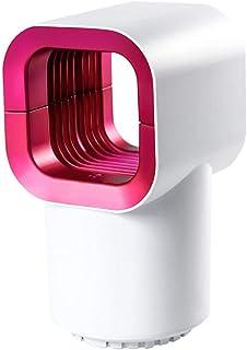 BZLEK Interior Trampas para Insectos Matamoscas con Fuente De Alimentación USB, Alta Eficiencia Y El Ahorro De Energía, Casa Lámpara Trampa para Moscas Mosquito con Función De Temporización