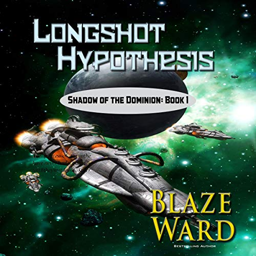 Longshot Hypothesis audiobook cover art