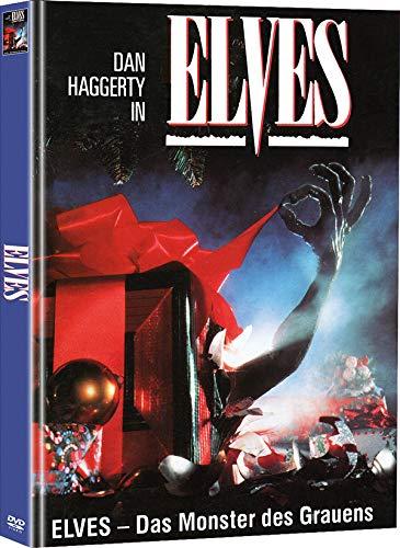 Elves - Blutiges Fest - Mediabook - Limited Edition auf 299 Stück (+ Bonus-DVD mit weiterem Horrorfilm) [Blu-ray]