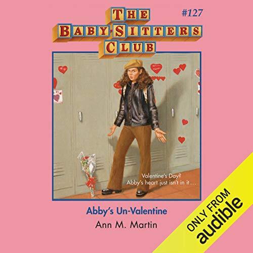 Abby's Un-Valentine audiobook cover art