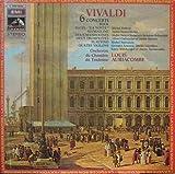 Vivaldi 6 Concerti pour Flute, La Notte Mandoline, deux mandolines, deux trompettes, Flautino, quatre violons - orchestre de chambre de Toulouse, Louis Ariacombe, La voix de son Maître, EMI (C06912101)