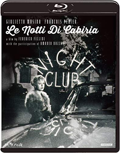カビリアの夜 [Blu-ray]
