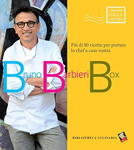 Bruno Barbieri Box: Cipolle buone da far piangere-Polpette che passione!-Fuori dal guscio (Cartolina dalla cucina)