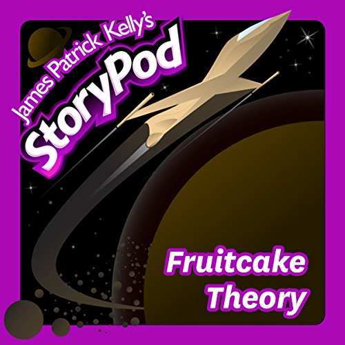 Fruitcake Theory audiobook cover art