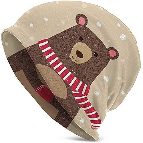 WCUTE Unisex Hut Beanie Knit Hats Skull Cap, Gruß für New Infant Puppy Dog und Kinderwagen Pastell