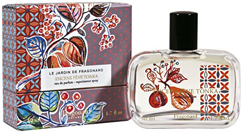 Fragonard Le jardin Encens - Feve Tonka Eau de Parfum