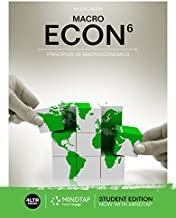 ECON MACRO (with MindTap Printed Access Card) (New, Engaging Titles from 4LTR Press)