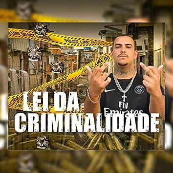 Lei da Criminalidade