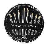 Premium Hand Sewing Needles for Sewing Repair,...