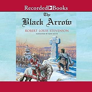 The Black Arrow cover art