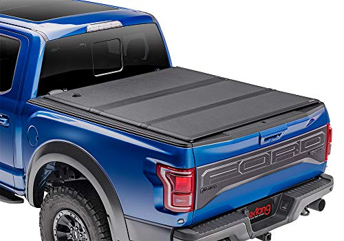 Extang Encore Hard Folding Truck Bed Tonneau Cover | 62720 | Fits 99-16 Ford Super Duty 6'6'...