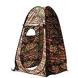 thematys Tente de Chasse Camouflage en 2 modèles différents - Tente de Camouflage sans Sol - Parfaite pour la Chasse en forêt (Style 1)