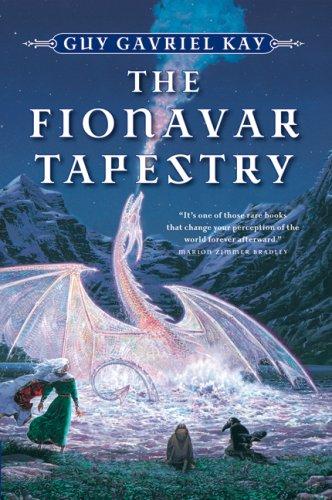 Fionavar Tapestry Omnibus Tpb