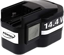 Batería para Milwaukee Taladro PCS 14.4V Power Plus NiMH