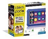Clementoni- X Clempad X-Tablet per Bambini (Versione in Italiano), 6 Anni+, 16623