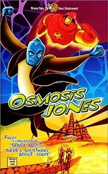osmosis jones vhs