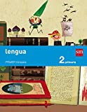 Lengua, 2 Primaria, Savia, Pack de 4 libros - 9788467575057...