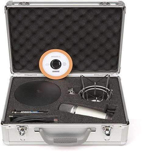 Samson 02-11-004 - Micrófono de condensador