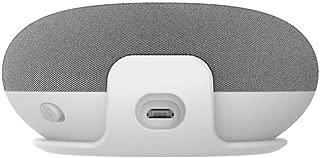 TNSO White Google Home Mini Wall Mount [Home Support Wall Mount] for Google Home Mini - White