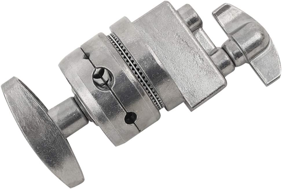 Grip Head 2.5 inches Swivel Now on sale Mounting Recommendation Multi-Functional Adapter Ho