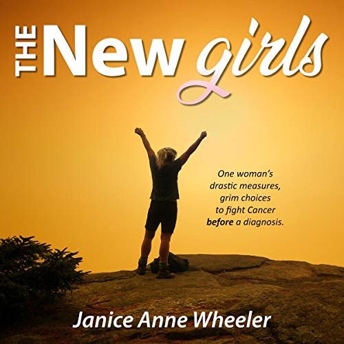 The New Girls audiobook cover art