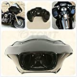 TCMT Painted Injection ABS Inner & Outer Fairing Fits For Harley FLTR Road Glide 1998 1999 2000 2001 2002 2003...
