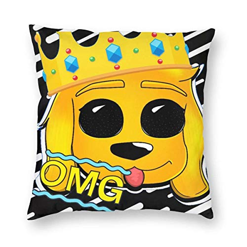 maichengxuan Mikec-Rack 3D Printing Throw Pillow Covers Decorative Pillowcases Double-Sided Printing Soft Pillow Cases for Living Room Sofa Couch Bed Home Decor 22'' X22
