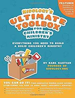 Kidology's Ultimate Toolbox for Children's Ministry