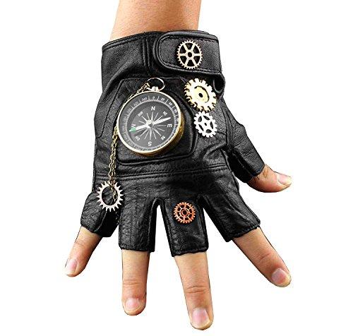 steampunk gloves diy